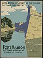 Fort Marion National Monument, St. Augustine, Florida LCCN2007676130.jpg