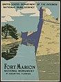 Fort Marion National Monument, St. Augustine, Florida LCCN2007676130.jpg