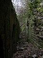 Fort de Planoise - abris caverne de la carrière.JPG