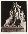 Fotografi av Museo, Toro Farnese. Neapel, Italien - Hallwylska museet - 106846.tif