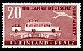 Fr. Zone Rheinland-Pfalz 1949 50 Postbus und Flugzeug.jpg