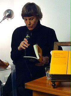 Biancamaria Frabotta Italian writer