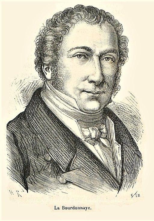 François Régis de La Bourdonnaye, comte de La Bretèche