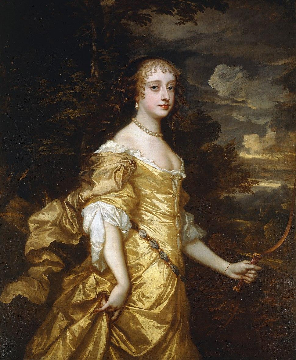 Frances Teresa Stuart by Lely