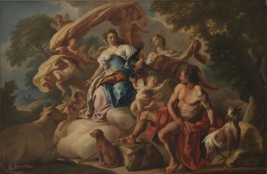 Francesco de Mura – Giunone affida Io ad Argo.tiff