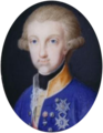 Francis I of the Two Sicilies, miniature5.png