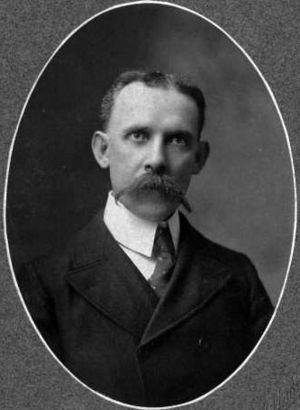 Francis Preston Venable - Image: Francis Preston Venable