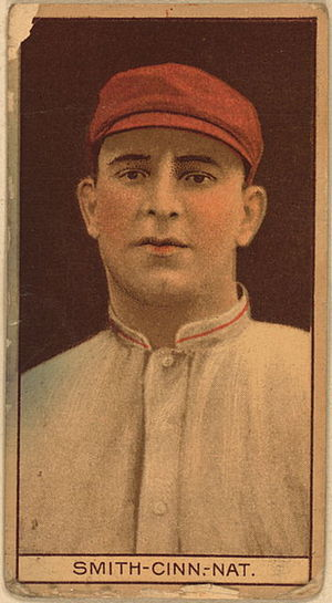 Frank Smith (1900s pitcher) - Image: Frank E. Smith