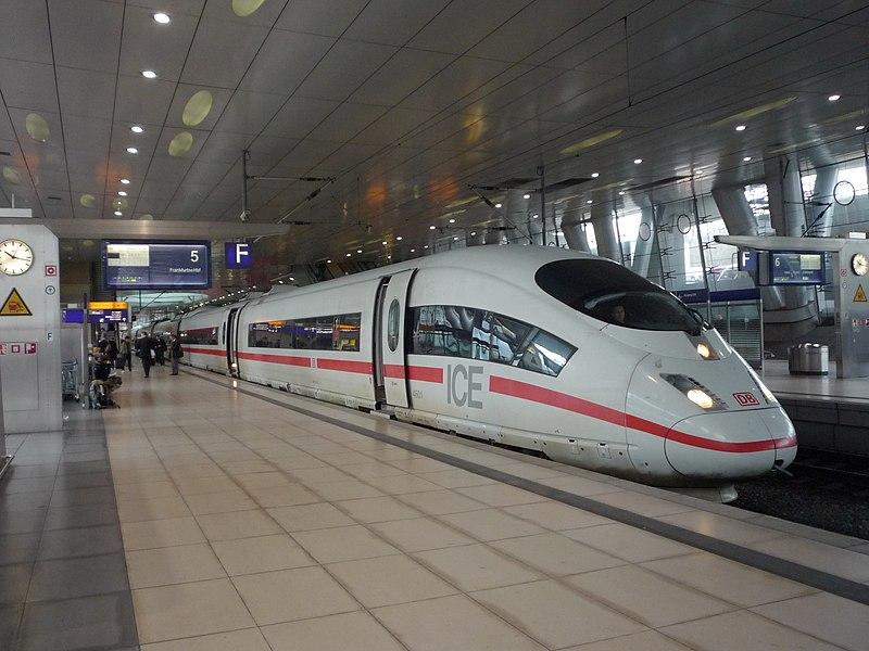 Dicas de transporte em Frankfurt