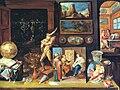 Frans Francken (II), A Collector's Cabinet (1625).jpg