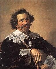 Portrait of Pieter van den Broecke