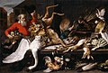 Frans Snyders - Still Life with Dead Game, Fruits, and Vegetables in a Market - 1981.182 - Art Institute of Chicago.jpg