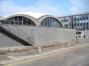 Fraser Noble - Fraser Noble building at the University of Aberdeen