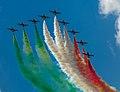 Frecce Tricolori NL Air Force Days (9288702545).jpg