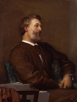 Frederic Leighton - Sir Frederick Leighton by George Frederic Watts