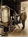 Frederick Belding Power. Photograph by Photo Art Studios, Wa Wellcome V0027661.jpg