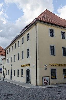 Schloßplatz in Freiberg