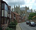 Friars Lane, Beverley - geograph.org.uk - 861387.jpg