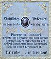 Friedhof Henndorf - Josef Schweizer epitaph.jpg