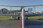 Friends of Jenny DH.4 tail view.jpg