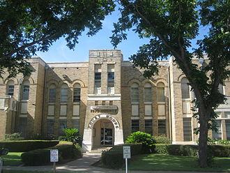 Frio County, Texas - Image: Frio County, TX, Courthouse IMG 0485