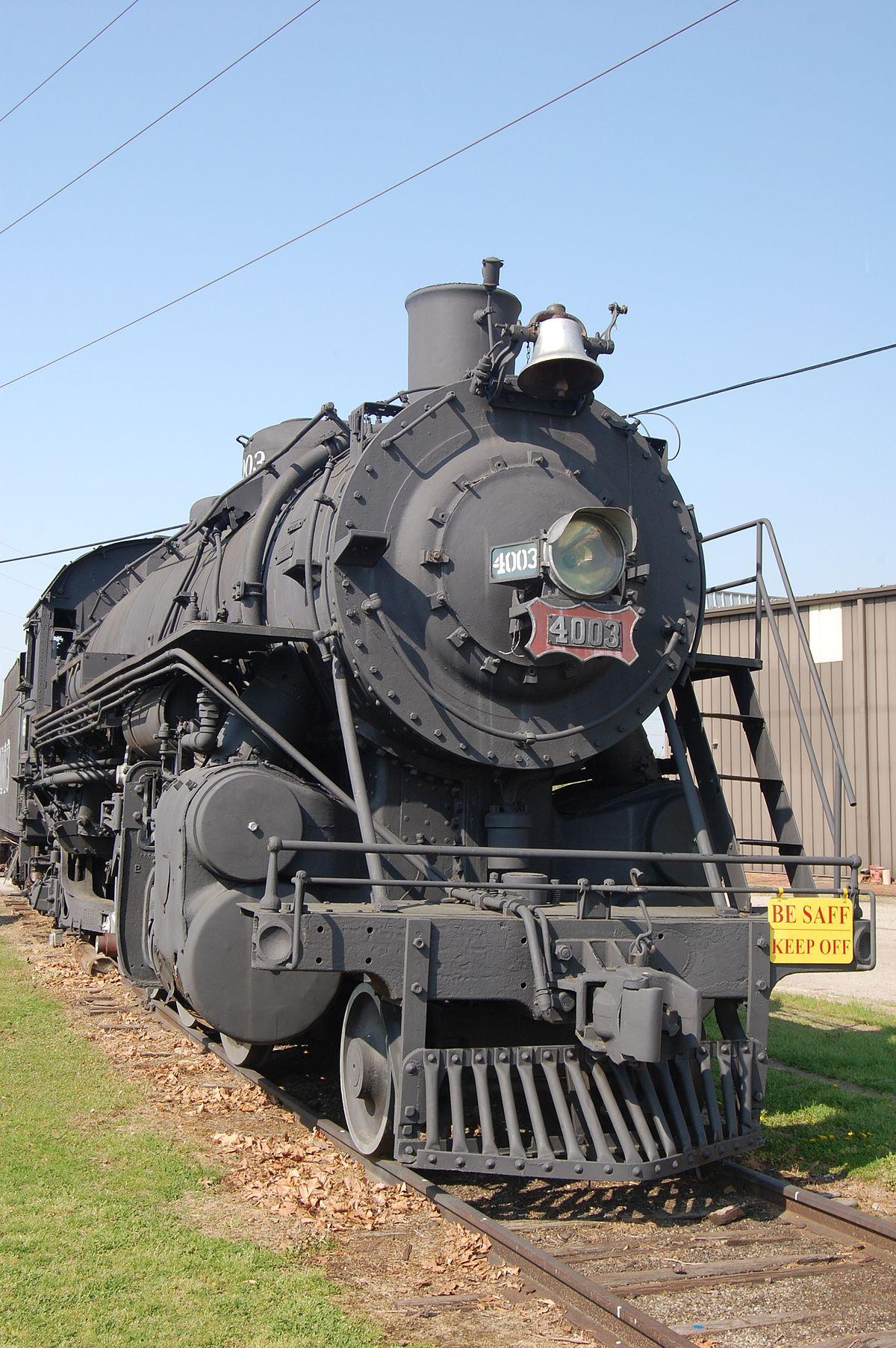 St Louis San Francisco 4003 Wikipedia