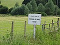 Frogs Island Farm sign - geograph.org.uk - 479101.jpg