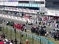 Front of the start grid at the 2003 Hungarian Grand Prix.jpg
