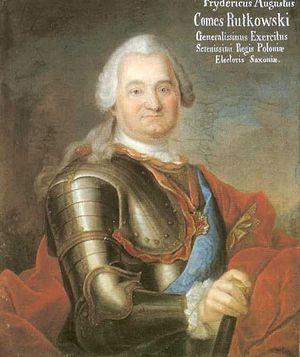 Frederick Augustus Rutowsky - Image: Fryderyk August Rutowski