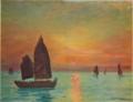 FujishimaTakeji-1934-Sunrise(Sunrise in Taiwan).png