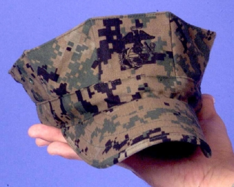File Full View Of Usmc Mccuu Eight Point Cover 2002 Png