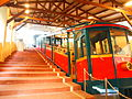 Funicular to Rokko Mountain, Kobe.JPG