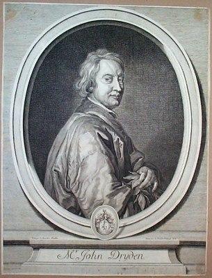 Gérard Edelinck - John Dryden