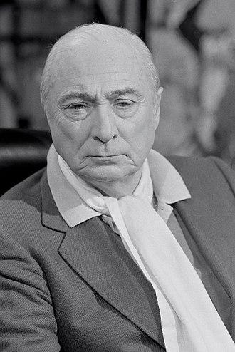 Gérard Oury - Gérard Oury in 1984.