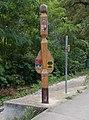 Göd Monthey 2007 Twin Town sign, 2020 Göd.jpg