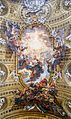 GAULLI Worship of the Holy Name of jesus. Il Gesu ceiling, Rome 1679.jpg