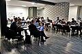GLAM forum in Yerevan, workshop for wikieditors on Wikidata 12.jpg