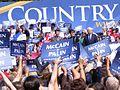 GMU Mason Votes Supporters at McCain-Palin rally (2845778907).jpg