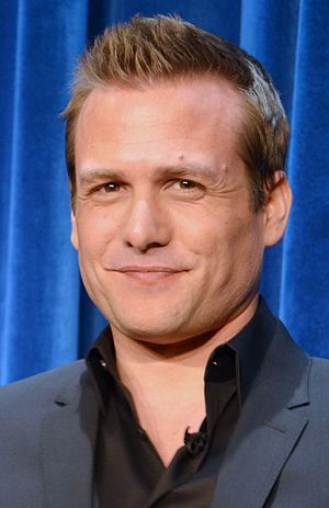 Suits (U.S. TV series) - Gabriel Macht at a promotional event for Suits