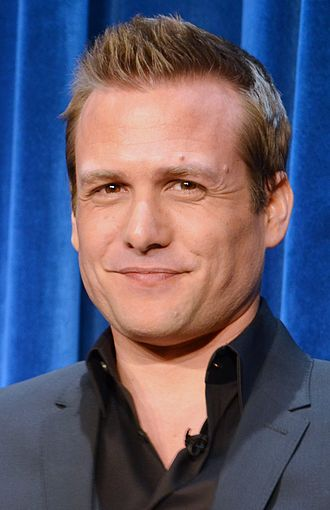 Gabriel Macht - Macht at a promotional event for Suits