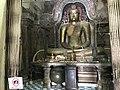 Gadaladeniya Vihara Lord Buddha Statue.jpg