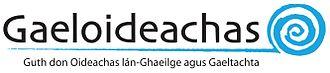 Gaelcholáiste - Image: Gaeloideachas logo