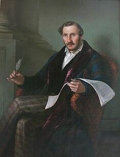 Gaetano Donizetti 19th-century Italian opera composer