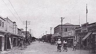 Garapan - Garapan in the Japanese period