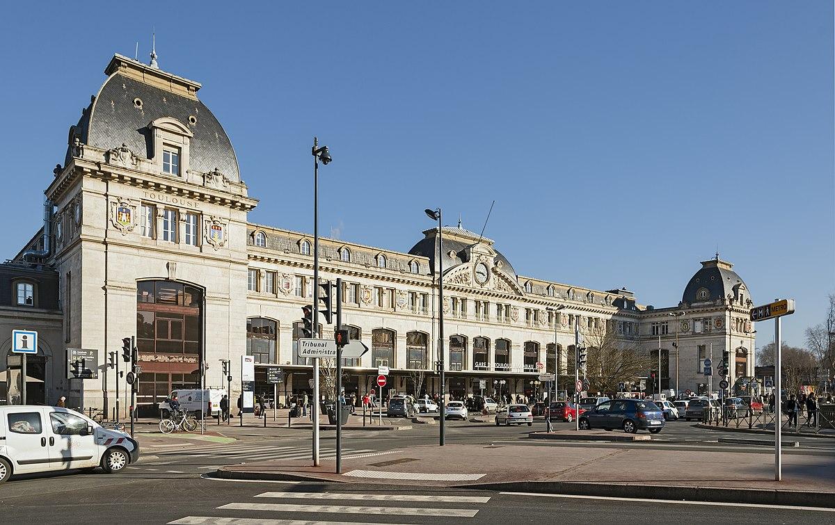 Estação Toulouse Matabiau