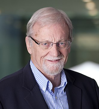 Gareth Evans (politician) - Gareth Evans at the University of Melbourne in 2010