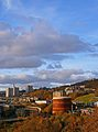 Gasometer and clouds (3048019049).jpg