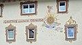 Gasthof zur goldenen Traube Golling - sundial.jpg