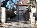 Gate, 140 Thokoly ut, 2017 Zuglo.jpg
