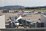 Gate B 34, Zurich International Airport.jpg
